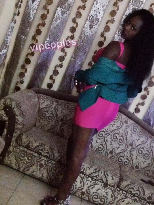 Samira Nicky Diop, raide dingue de son derriere