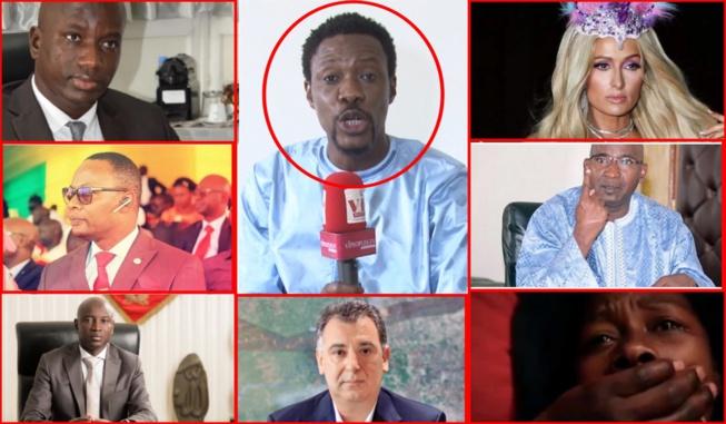 TANGE SHOW: L'affaire du vi0l ci xalé bou am 14 ans par l'epoux du responsable de BBY à Touba, le procureur saisit le dossier, Etat du Sénégal Petronoreup, report des municipales, Paris Hilton se confie...