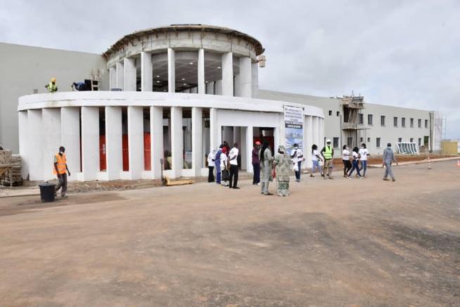 Kaffrine étrenne son centre hospitalier régional financé à hauteur de 18 milliards Fcfa