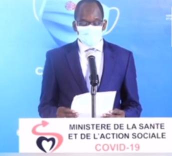 """Abdoulaye Diouf Sarr: """"Personne ne sait quand cette épidémie prendra fin... Dès lors, la lutte se poursuit et doit être intensifiée"""""""