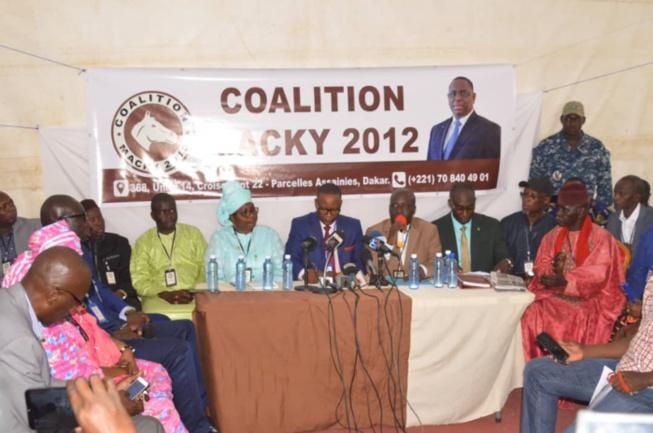 Macky 2012 : Le message des leaders de la coalition après le limogeage de Me Moussa Diop.