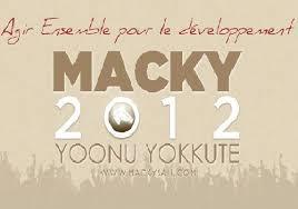 Affaire Me Moussa Diop / Macky 2012 étale encore sa division : Les uns le félicitent, les autres confirment son exclusion du directoire exécutif