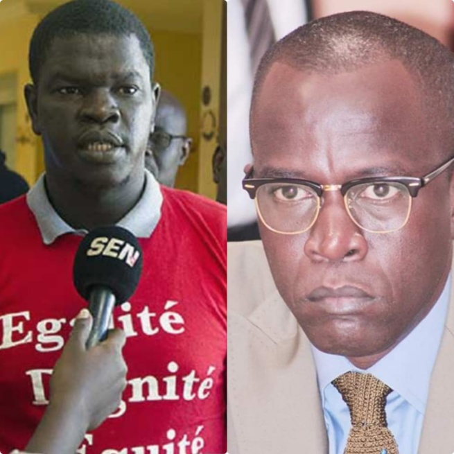 Réponse de Bamba Kasse sécrétaire général de SYNPICS au journaliste Yakham Mbaye du Soleil