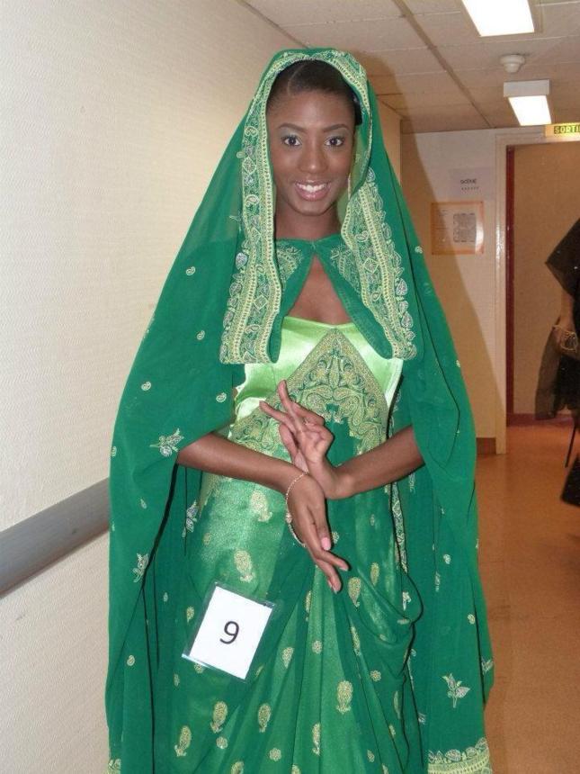 Miss Senegal Paris, la voila!