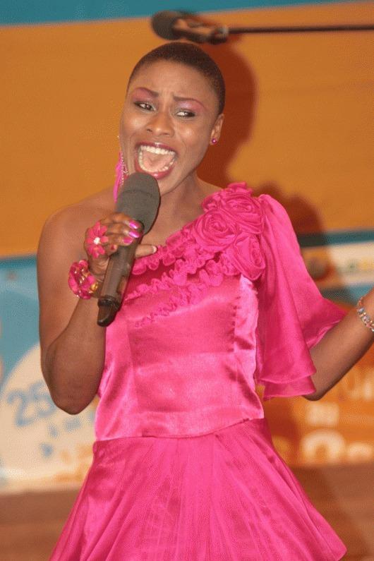 Djembé d'or 2012, Ma Sané consacrée meilleure artiste