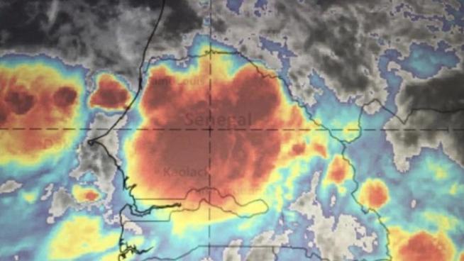 Pluies sur Dakar : Le point et les nouvelles prévisions de l'Anacim!