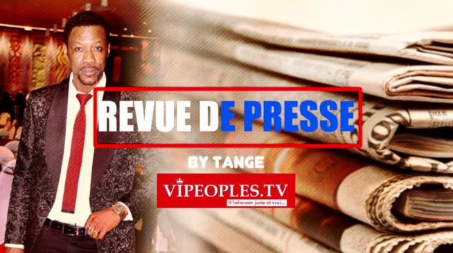 REVUE DES TIRES PAR TANGE: La une des quotidiens du LUNDI 07 septembre 2020