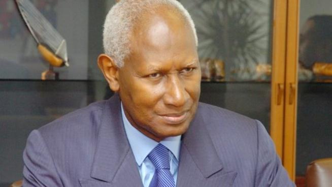 Anniversaire: L'ancien président Abdou Diouf fête ses 85 ans