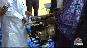 Lutte contre les inondations : Diouf Sarr dote la commune de Yoff en matériel d'évacuation des eaux pluviales.