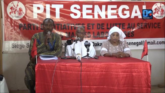 Inondations au Sénégal : Le PIT invite à un « nécessaire élan de solidarité nationale à l'endroit de tous les impactés »