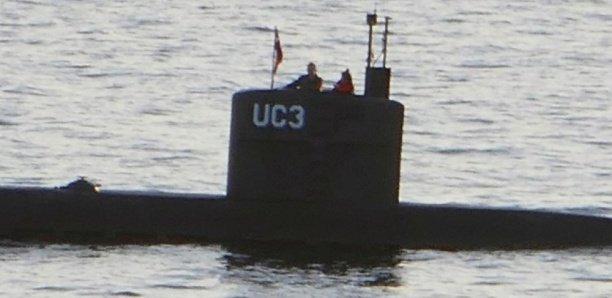 Le tueur du sous-marin admet l'assassinat de la Suédoise Kim Wall