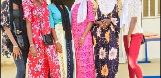 Lycée de Podor : Les six filles de série S1 ont toutes décroché leur Bac au 1er tour