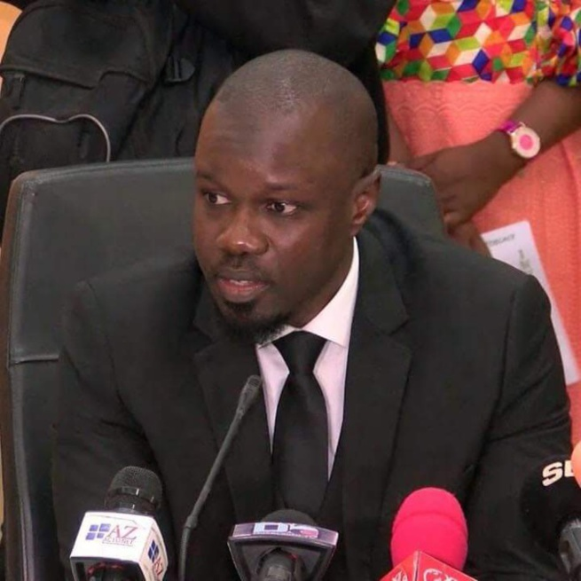 Ousmane Sonko: « Face à la faillite d'un Etat irresponsable, dirigé par un homme incompétent il ne reste que le levier citoyen, social… »