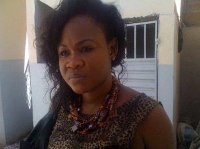 La comédienne Haby Diagne du Soleil Levant retourne en prison