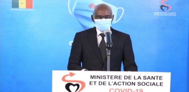 Covid-19 au Sénégal : 0 décès, 48 tests positifs, 1 cas importé et 34 patients en réa