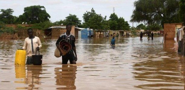 Inondations au Niger : 65 morts et plus de 300 sinistrés