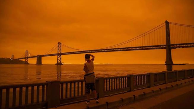 États-Unis: des incendies sans précédent plongent San Francisco dans la pénombre