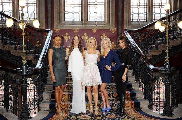 Les Spice Girls, 16 ans après
