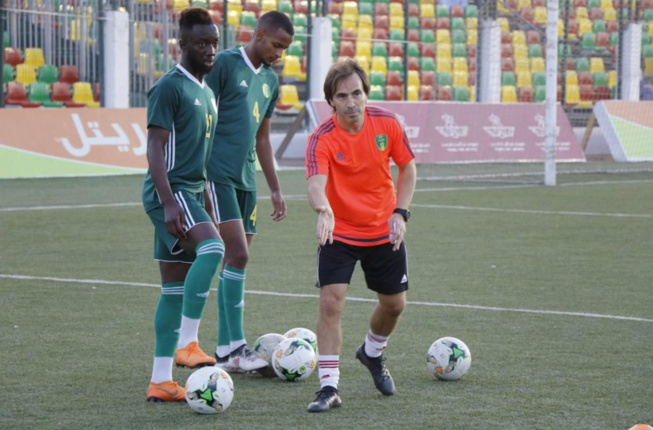 """Amical contre le Sénégal: """"Ce sera un derby très intéressant"""", assure la coach des Mauritaniens Corentin Martins"""
