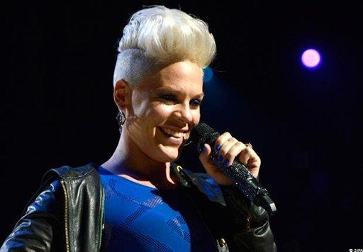Pink : La chanteuse fait confiance à NRJ pour son concert