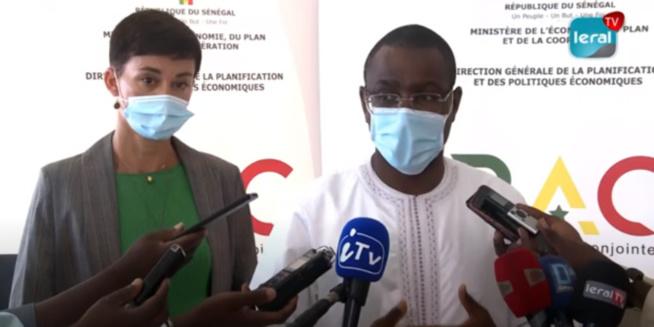 """Covid 19: """"Si la tendance actuelle se maintient, le Sénégal risque d'avoir un taux de croissance de 0,7%""""(Ministre)"""