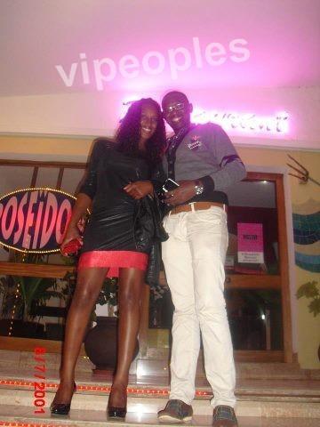 La nouvelle copine du responsable de feelingdakar, Bamba Diop