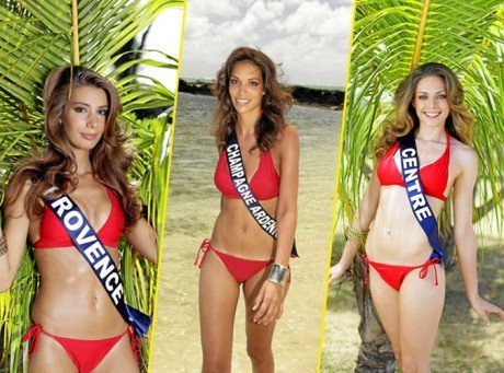 Miss France 2013 : la valse des sosies !