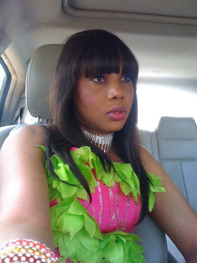 Amina Poté poste sur son mur Facebook...Mbathio Ndiaye