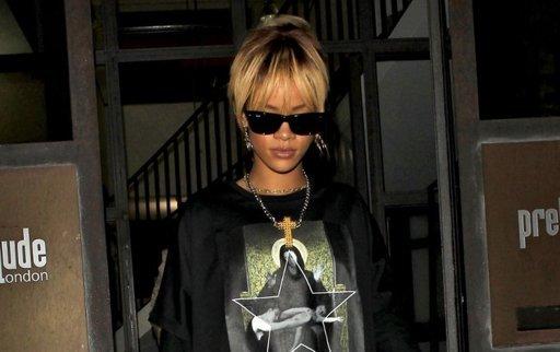 Rihanna : Amoureux, la preuve
