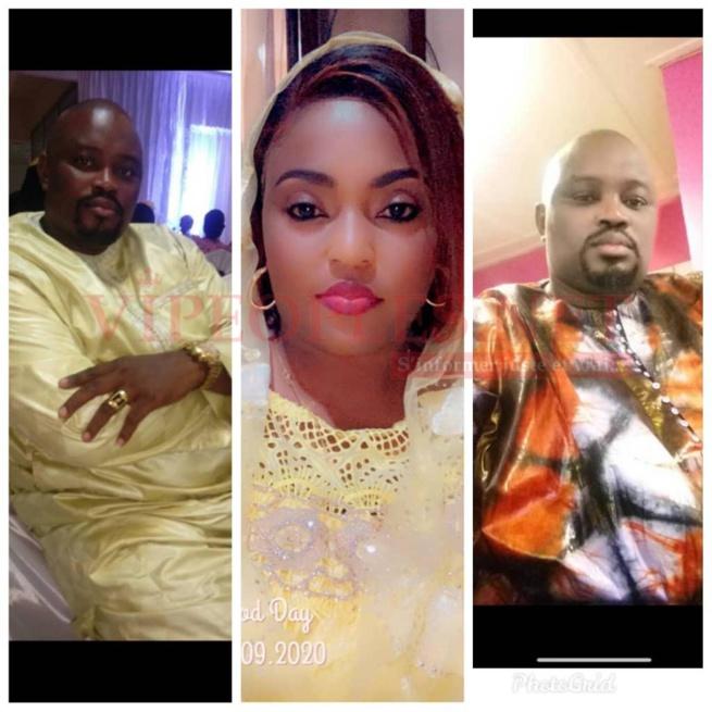 Les images exclusives du mariage de l'animatrice Alima Ndione de Zik Fm que vous avez raté