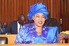 Ndiaffate : Ndèye Saly Diop Dieng envoie une délégation à Keur Gallo Coumba pour présenter ses condoléances.