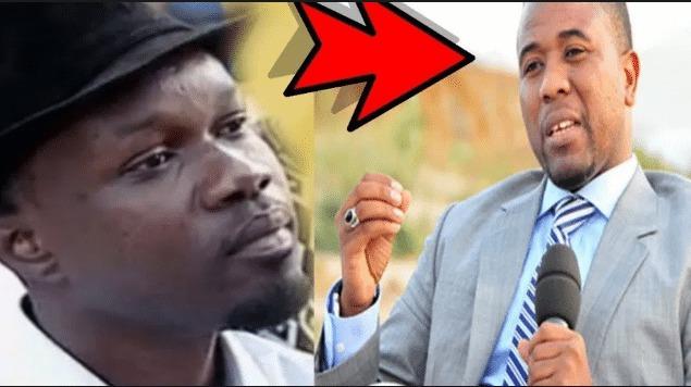 « Opposant de circonstances » : Ousmane Sonko s'en prend-t-il à Bougane Gueye Dany ?