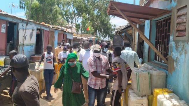 Inondation – Alors qu'il croyait fini les cauchemars des pluies: Jaxaay renoue avec les dégâts