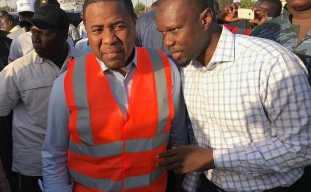 """""""Incapable et jaloux"""", Bougane Gueye Dani répond et tacle sévèrement Ousmane Sonko"""