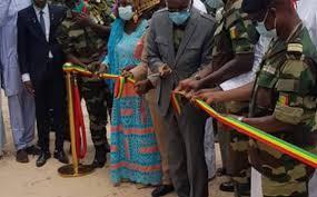 Sokone / Sécurité des populations: Inauguration du camp de Nemanding