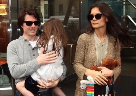 Tom Cruise et Katie Holmes : c'est reparti pour un tour ?