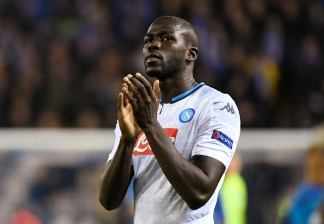 Dossier Koulibaly: Manchester City aurait abandonné la piste du défenseur sénégalais
