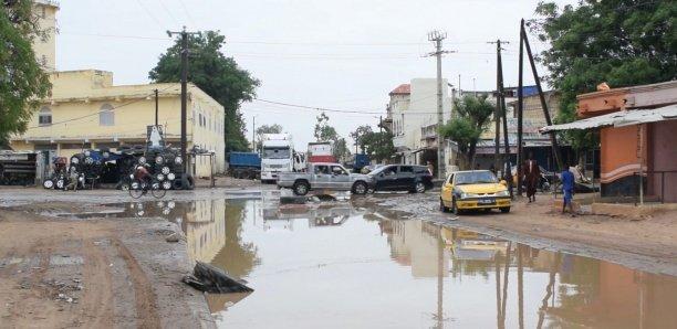 #Inondations - Le ras-le-bol des populations de Thiès-est face aux désagréments des dernières pluies