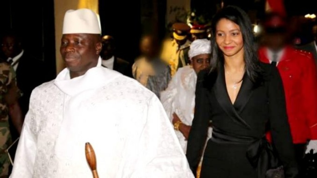 Zainab L'ex Femme De Yahya Jammeh Traquée Au Etats Unis