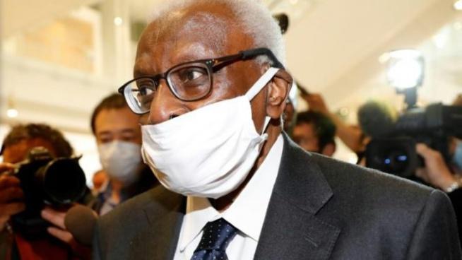 Urgent – La sentence est tombée : Lamine Diack lourdement condamné