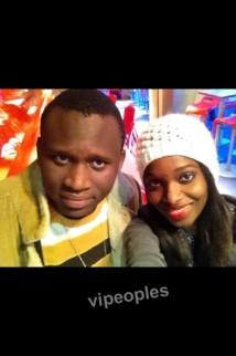 Iman de Chanel et Ahmad Jadid Kara Mbacke