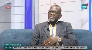 COM'POLITIQUE: Mayoro FAYE (PDS) fait de très grandes révélations sur LERAL TV