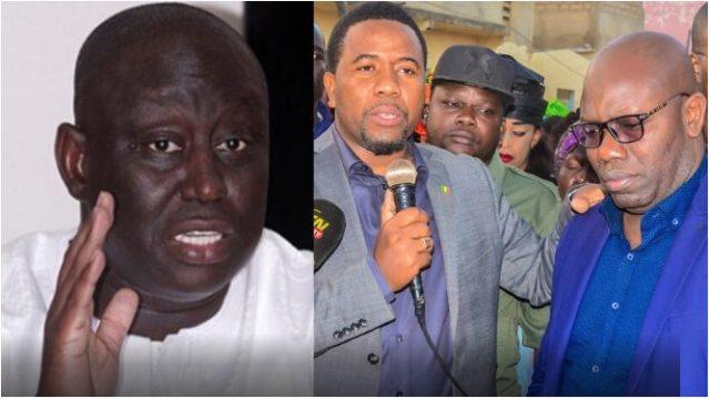 Urgent : Affaire Aliou Sall contre Dmedia.-Bougane Gueye et Ameth Aidara devant le juge à l'instant..