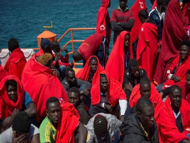 Fatick : 73 migrants clandestins interceptés à Djiffer