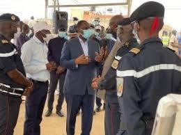 Visite du Président Macky à Keur Massar : des boulets rouges sur le Maire Moustapha Mbengue