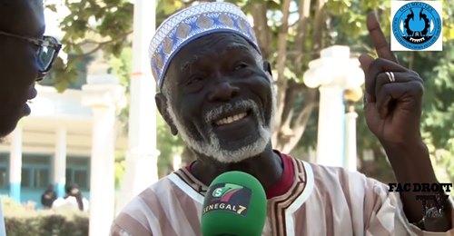 Incroyable -A 75 ans, Diomaye Sène obtient son Bac et retourne à l'Université pour étudier le droit !
