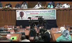 Situation nationale et vie du parti : L'AFP sort du silence