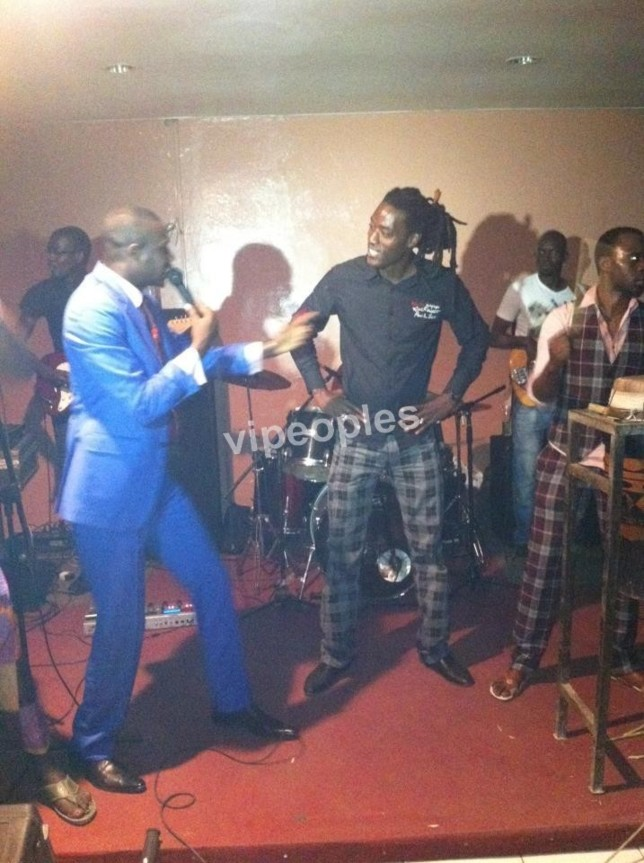 Mame Goor VS Mbaye Dieye Faye