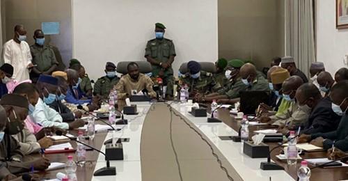Transition au Mali : Après 3 jours de discussions, la Junte Malienne dévoile sa décision
