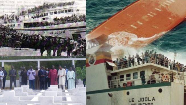 Naufrage du Joola, 18 ans après : Les victimes revendiquent toujours le mémorial-Musée ''Le Joola'' et le renflouement du bateau.
